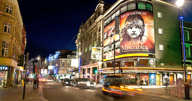 Planning a London Weekend Theatre Trip