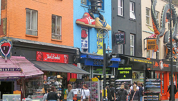 Camden Tourist Information Travel Guide