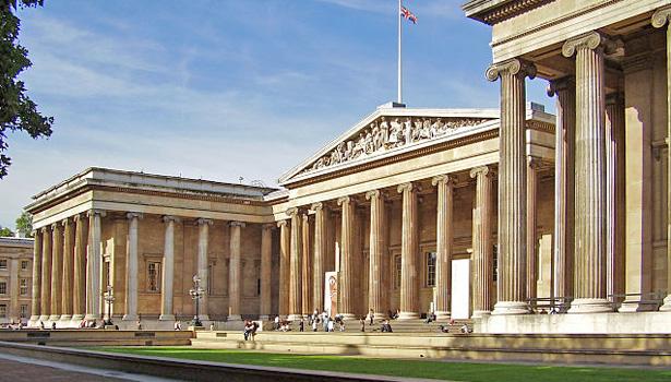 Visiting The British Museum