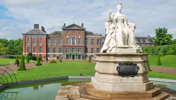 Kensington Palace: A Visitor